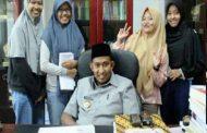 Wabup Achmad Fauzi Dukung Erra Fazhira Masuk 5 Besar