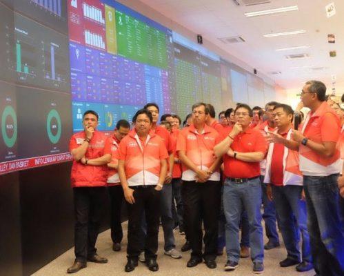 TelkomGroup Pantau Kualitas Jaringan Telekomunikasi dan Layanan Pelanggan