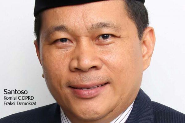 DPRD Berang : Dishubtran Pungli Pedagang Pasar Jaya