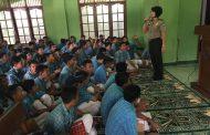 Polsek Bekasi Selatan Adakan Binluh Pada Setiap Sekolah