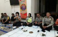 Unit Binmas Polsek Bekasi Selatan Lakukan Giat Kongkow Bareng Polisi