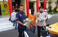 Polrestabes Unit II Satreskoba Berhasil Mengamankan Pegedar Narkotika