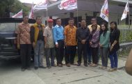 DPC Partai Hanura Surabaya Mulai Menempati Kantor Baru