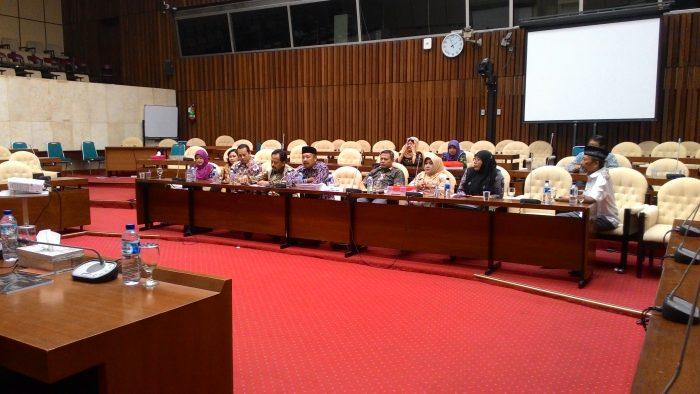 Depan Pimpinan Komisi IV DPR, Komisi B DPRD Jatim Minta Pemerintah Pertimbangkan Nasib Petani Tebu