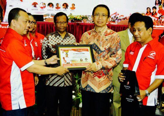 PARSINDO Minta Kadernya Bantu Jokowi Kawal Pancasila dan NKRI