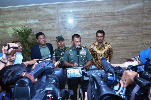 Panglima TNI : TNI Bersama Kementan RI Maksimalkan Penyerapan Gabah Petani
