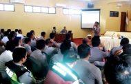 Video Polres Belitung Dapatkan Pengarahan Dan Bekal Dalam Pengaman Pilkada