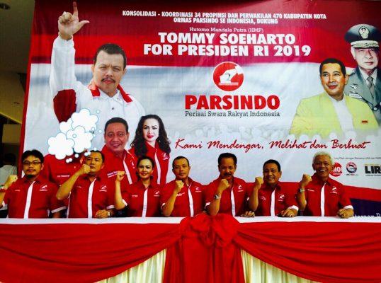Partai Parsindo Ikuti Sosialisasi Sistim Informasi Partai Politik di KPU