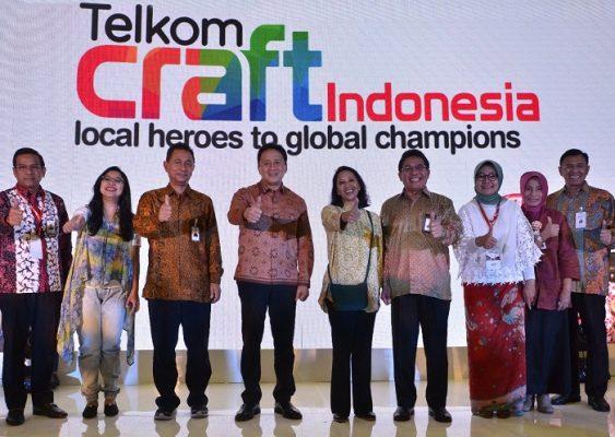Telkom Craft Perluas Access to Commerce UMKM Melalui Pemasaran Digital