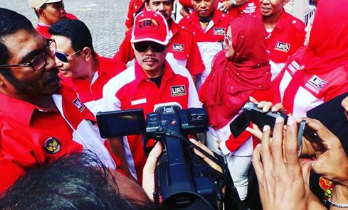 LSM LIRA Undang Penggiat Anti Korupsi Gabung Ganyang KKN