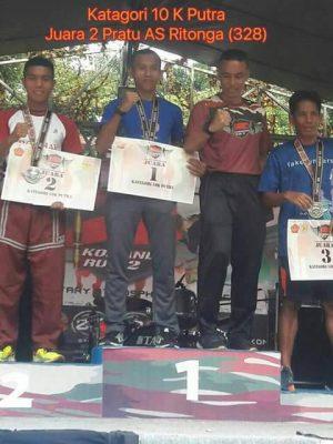 "Prajurit Divif 1 Kostrad Raih Prestasi Lomba Lari ""Komando Run"""
