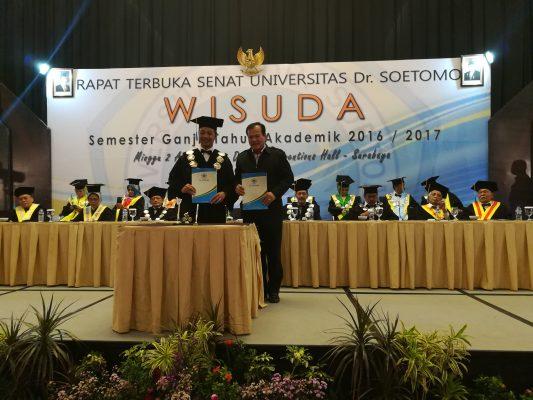 Program Studi Hukum Master Advokat Menarik Perhatian Publik