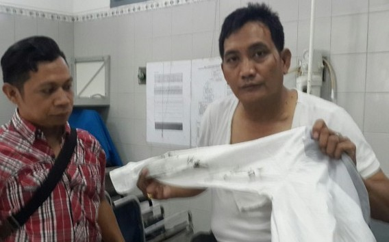 Wartawan Sulsel dan Riau Digebuk, IWO Melawan