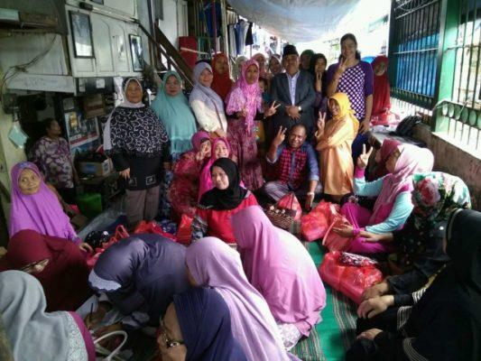 Bupati Manokwari Selatan Kampanyekan Ahok Jarot di Kandang Laskar FPI di Senen