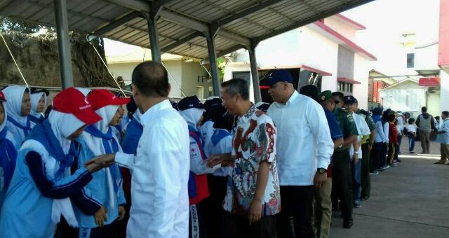 1.151 Pelajar di Jakarta Utara Ikuti Ujian PMR