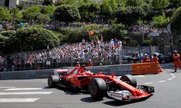 Vettel Juara GP1 Monaco