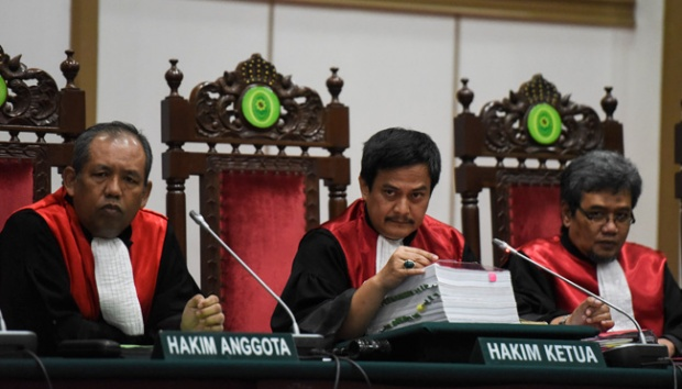 Berikut Sosok Ketua Majelis Hakim Yang Memvonis Ahok 2 Tahun