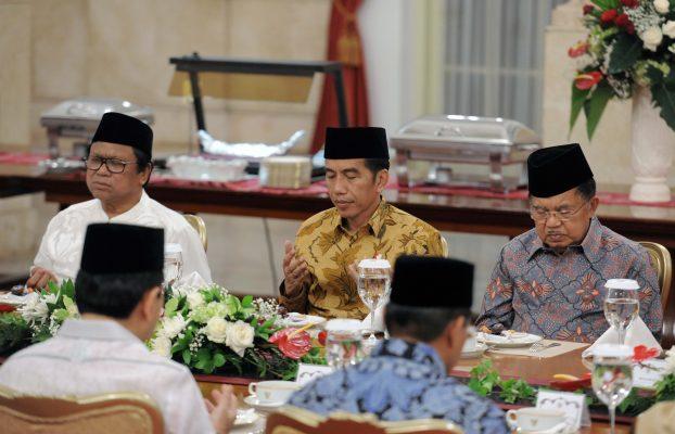 Presiden Ajak Pimpinan Lembaga Negara Percepat Keadilan Sosial