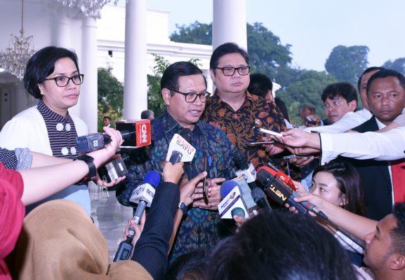 Seskab : Hubungan Presiden Jokowi – Wakil Presiden Jusuf Kalla Sangat Baik