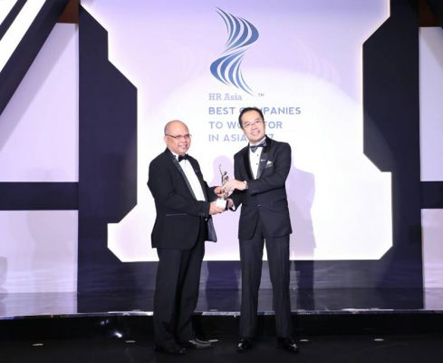 Telkom Group Kembali Raih Predikat Best Companies to Work for