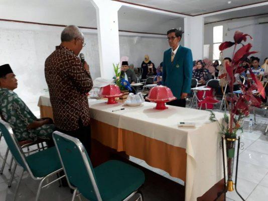Prof Kaharuddin Kembali Pimpin STKIP Yapim Maros