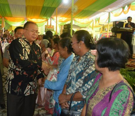 Perayaan Paskah Oikumene Kabupaten Sergai Berlangsung Hikmat dan Meriah
