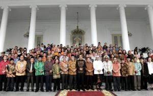 Presiden Jokowi: Jangan Kita Saling Menghujat, Kita Ini Saudara