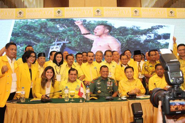 Panglima TNI : Bangsa Indonesia Harus Tetap Bersatu