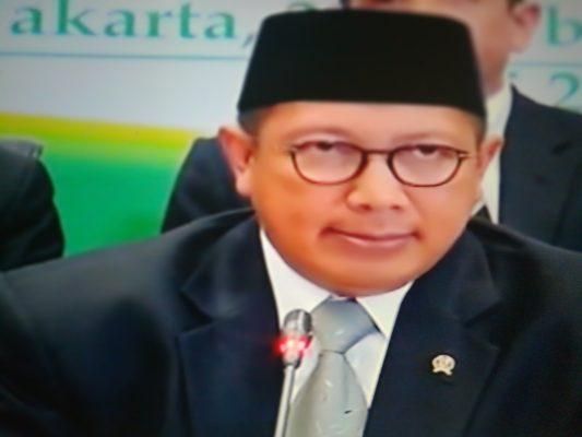 Menteri Agama Umumkan Awal Ramadhan Mulai Besok