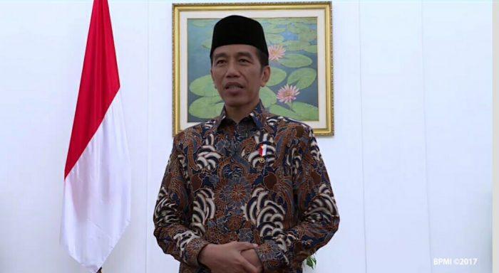 Presiden Ajak Tingkatkan Rasa Persaudaraan dan Persatuan