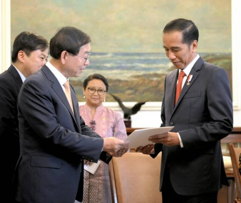 Presiden Baru Korsel Sampaikan Keinginan Bertemu Presiden Jokowi