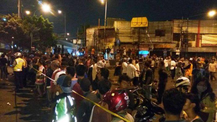 Detik-detik Ledakan di Kampung Melayu