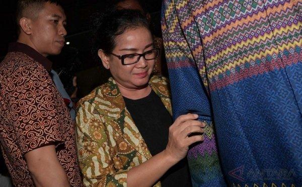 Buron KPK, Miryam Haryani Ditangkap