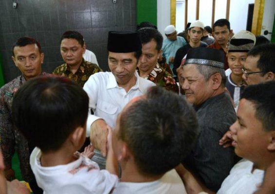 Presiden Jokowi : Pentingnya Menjaga Ukhuwah Islamiyah