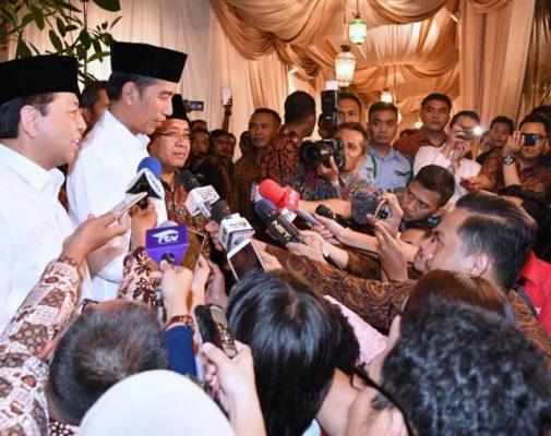 Presiden Jokowi Segera Lantik Kepala UKP PIP dan Kepala BSSN