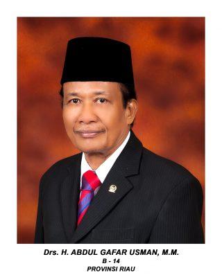 Abdul Gafar Usman : Jangan Anggap WTP Tidak Ada Lagi Persoalan