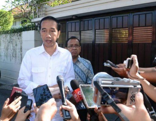 Kata Presiden Jokowi Soal Presidential Threshold