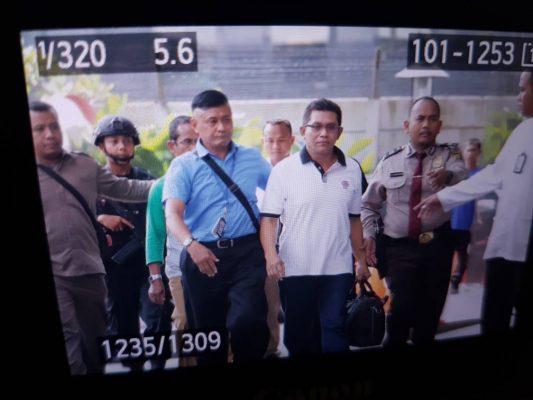 Ketua Komisi B DPRD Jatim Resmi Tersangka