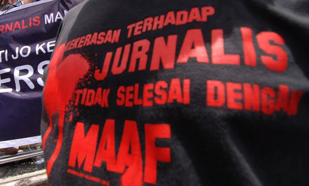 Ketua AKD Sampang Arogan, Pukul Wartawan Saat Dikonfirmasi