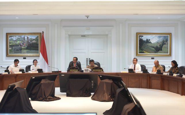 Presiden Jokowi Minta Anggaran Asian Games 2018 Transparan