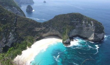 Melirik Wisata Bahari Pulau Nusa Penida
