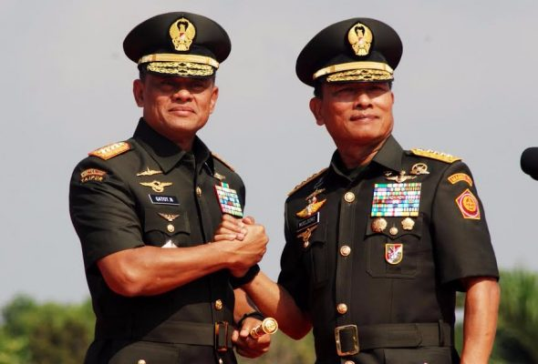 Panglima TNI Safari Kunjungi Malut