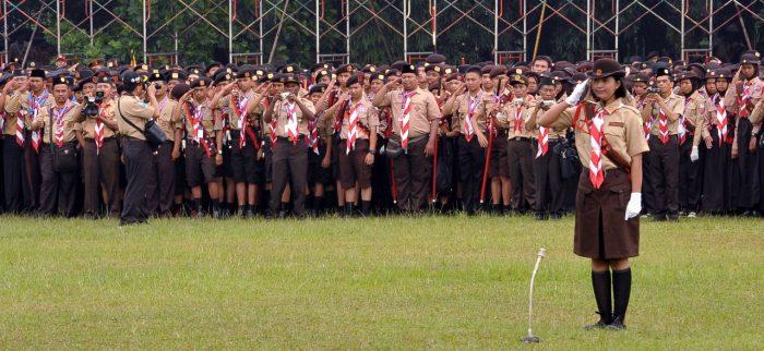 15 Ribu Pramuka Seluruh Indonesia Siap Padati Cibubur