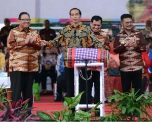 Presiden Jokowi Minta Pelaku Koperasi Gelorakan Semangat Reformasi