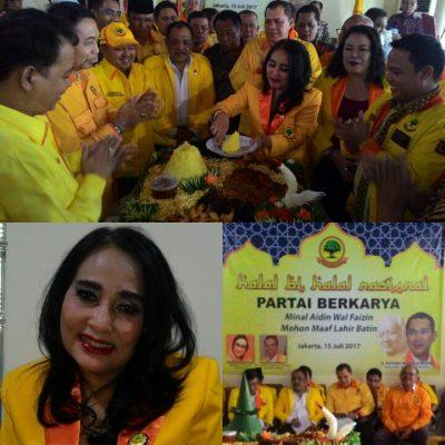 HUT ke – I Partai Berkarya Dilaksanakan Sederhana di Kantor DPP