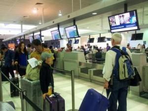 Januari – Mei 2017, 34,6 Juta Orang Naik Angkutan Udara Rute Domestik