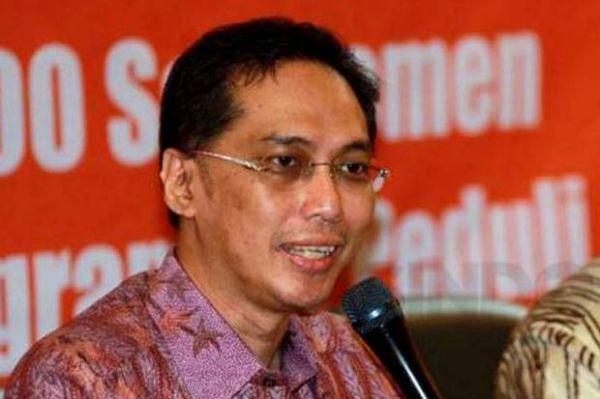 Dirut Semen Indonesia Rizkan Chandra Tutup Usia
