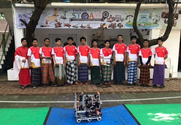 Telkom Kirimkan Indonesia Robotic Team pada Olimpiade Robot Terbesar Dunia
