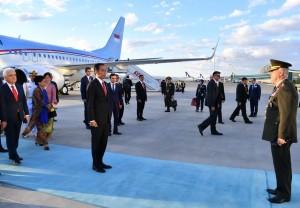 Presiden Jokowi Dijadwalkan Bertemu Presiden Erdogan dan Pengusaha Setempat