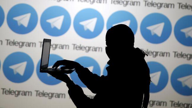 Telegram Lebih Banyak Dipakai Teroris